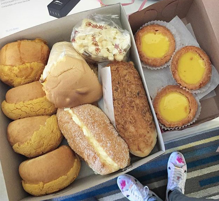 """by @foodies_and_artists (Instagram)""""I'm in love with Hong Kong-style breads and pastries but since my mom is from HK, I have high Read More"""